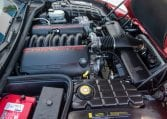 2002 Magnetic Red Corvette 0100