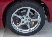 2002 Magnetic Red Corvette 0117