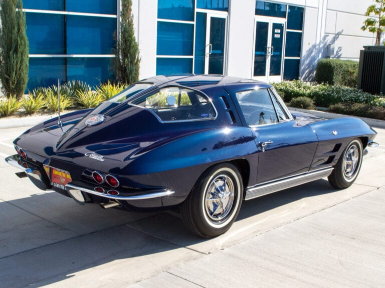 split window coupe corvette mike 1