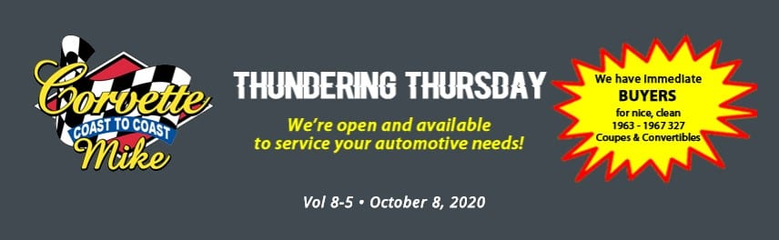 thundering thursday oct8