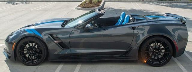2017 corvette grand sport collector edition 852 coming 1