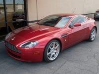 2006 Burgundy Aston Martin 0347