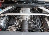 2006 Burgundy Aston Martin 0356