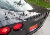 2008 Black Corvette Indianapolis 500 Pace Car Coupe 0569 Copy
