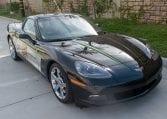 2008 Black Corvette Indianapolis 500 Pace Car Coupe 0578 Copy