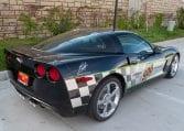 2008 Black Corvette Indianapolis 500 Pace Car Coupe 0581 Copy