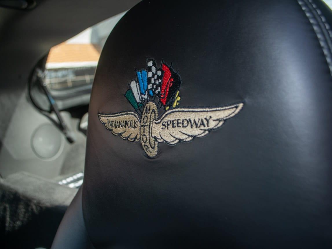 2008 Black Corvette Indianapolis 500 Pace Car Coupe 0587
