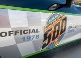 2008 Black Corvette Indianapolis 500 Pace Car Coupe 0601