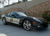 2008 Black Corvette Indianapolis 500 Pace Car Coupe Copy