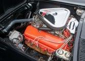 1967 Black Corvette L71 Convertible 1360