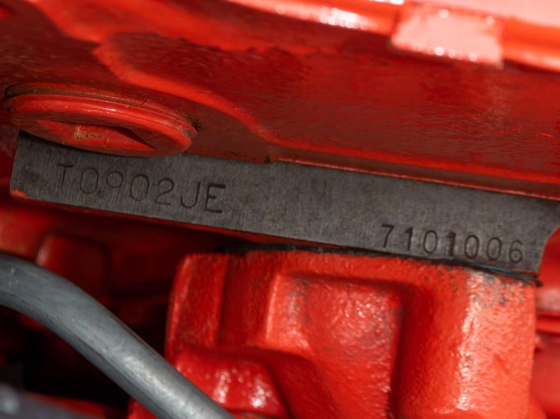 1967 Black Corvette L71 Convertible 1362