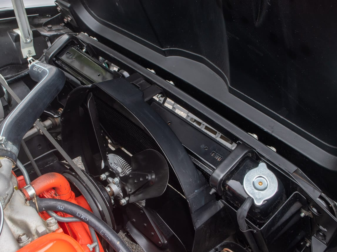 1967 Black Corvette L71 Convertible 1363
