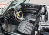 1967 Black Corvette L71 Convertible 1371