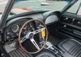 1967 Black Corvette L71 Convertible 1373