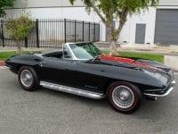 1967 Black Corvette L71 Convertible 2