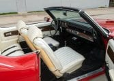 1971 Red Oldsmobile Cutlass Convertible 1000