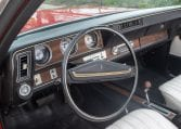 1971 Red Oldsmobile Cutlass Convertible 1008