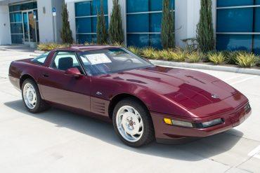 1993 Corvette 40th Anniversary ZR 1 0450 1