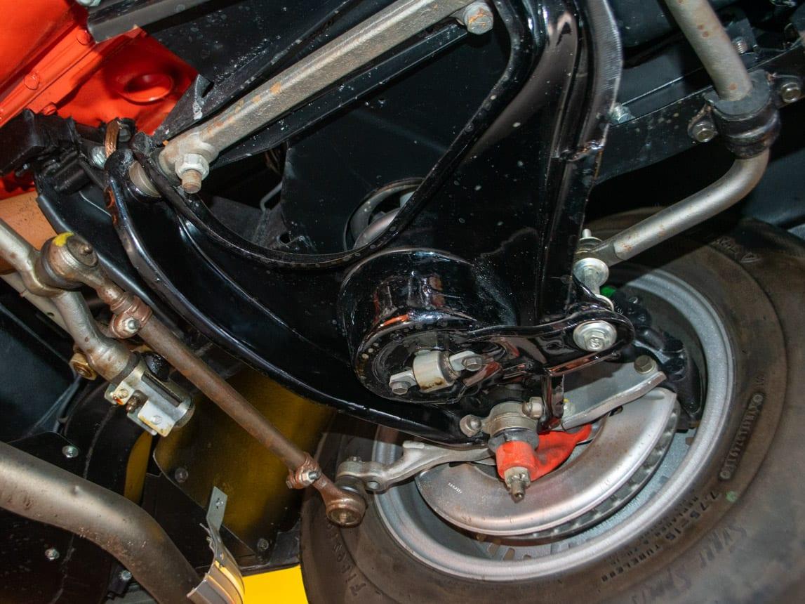 1967 Black Corvette L71 Convertible 0079