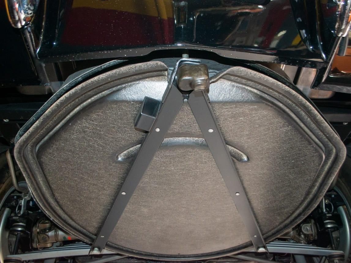 1967 Black Corvette L71 Convertible 0093