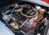 1768 Silver Corvette L88 Convertible with original motor 0440