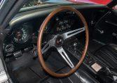 1768 Silver Corvette L88 Convertible with original motor 0447