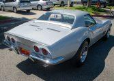 1768 Silver Corvette L88 Convertible with original motor 0462