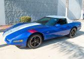 1996 Blue Grand Sport Convertible 0154