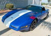1996 Blue Grand Sport Convertible 0155