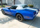 1996 Blue Grand Sport Convertible 0160