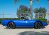 1996 Blue Grand Sport Convertible 0171
