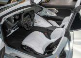 2021 Silver Flare C8 Corvette Convertible 0003