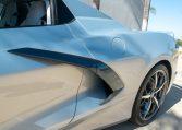 2021 Silver Flare C8 Corvette Convertible 1065