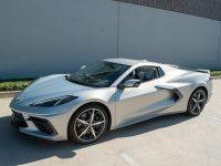 2021 Silver Flare C8 Corvette Convertible 1070