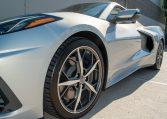 2021 Silver Flare C8 Corvette Convertible 1078
