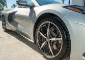 2021 Silver Flare C8 Corvette Convertible 1079