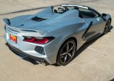 2021 Silver Flare C8 Corvette Convertible 1085