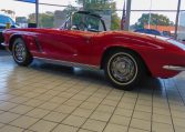 1962 Roman Red Corvette Fuelie 1 2