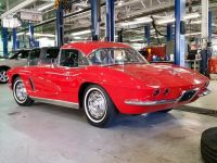 1962 Roman Red Corvette Fuelie 14 2