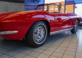 1962 Roman Red Corvette Fuelie 4 2