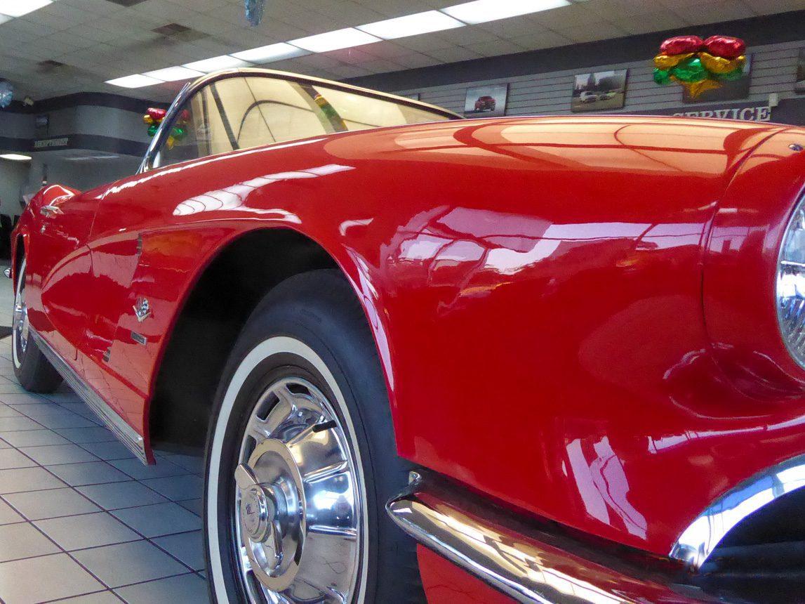 1962 Roman Red Corvette Fuelie 5 2
