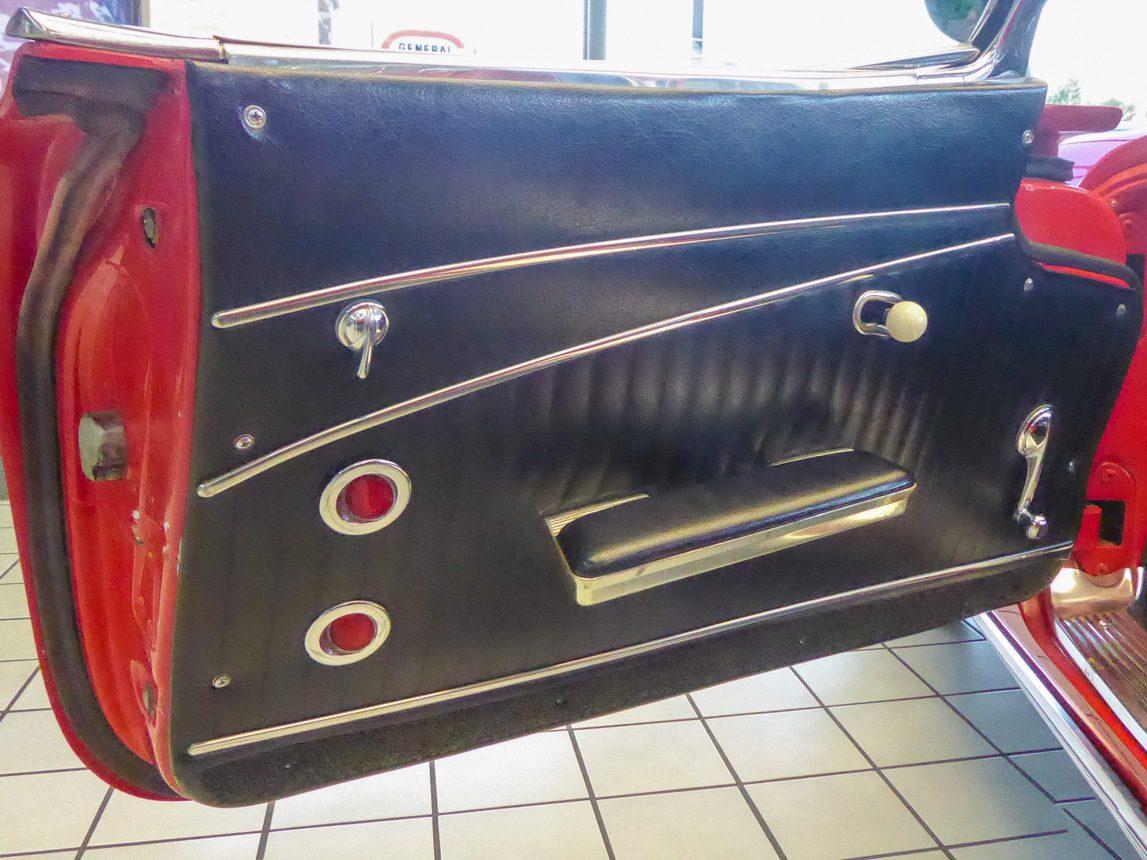 1962 Roman Red Corvette Fuelie 9 2