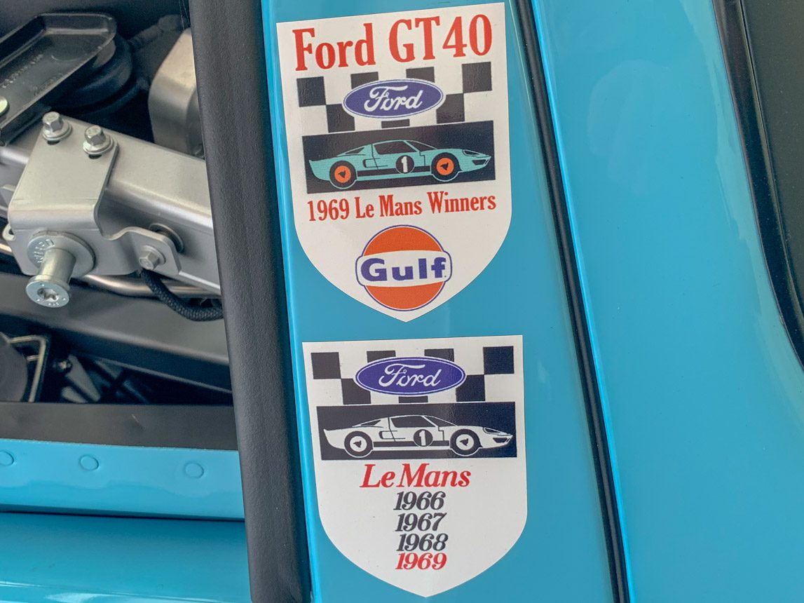 2006 Gulf Heritage 2006 Ford GT 0087