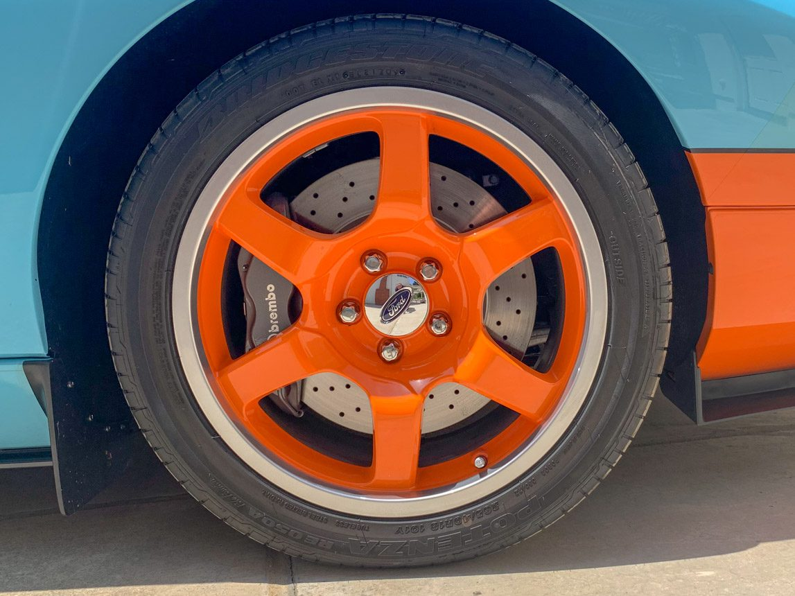 2006 Gulf Heritage 2006 Ford GT 0146