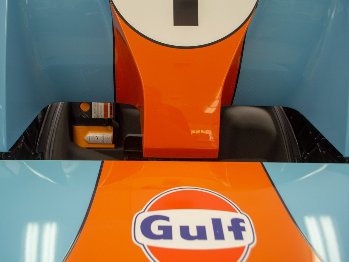 2006 Gulf Heritage 2006 Ford GT 0877