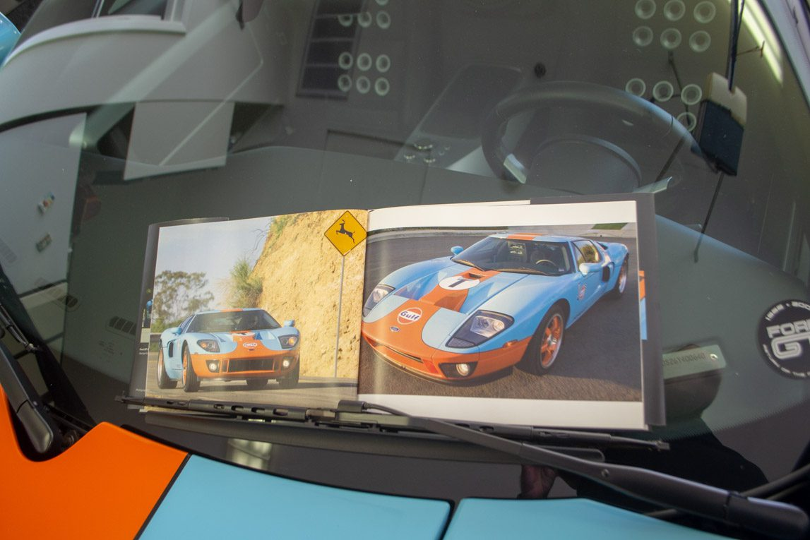 2006 Gulf Heritage 2006 Ford GT 0883
