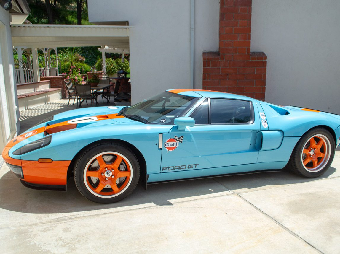 2006 Gulf Heritage 2006 Ford GT 0913 1