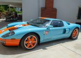2006 Gulf Heritage 2006 Ford GT 0914 2