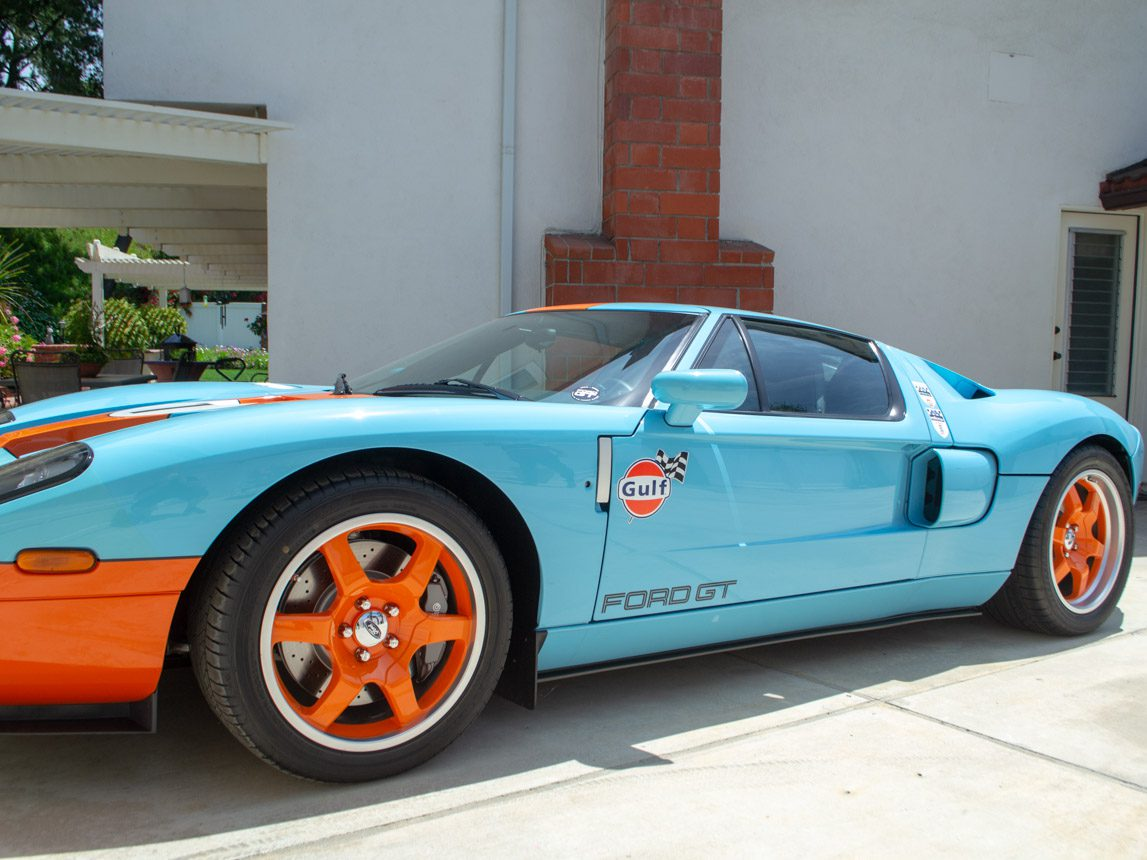 2006 Gulf Heritage 2006 Ford GT 0915 1