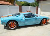 2006 Gulf Heritage 2006 Ford GT 0929 2